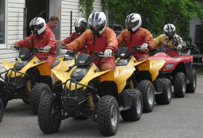 Riga Quad Bike