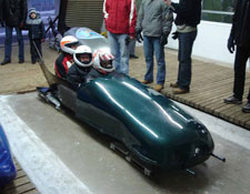 Bobsleigh Activity