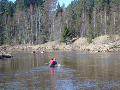Riga Kayaking
