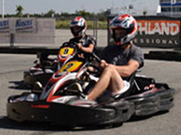 Tallinn Gokarts Package