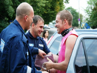 Tallinn Stag Arrest Package