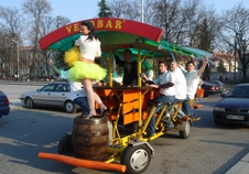 Vilnius Beer Bike Bar