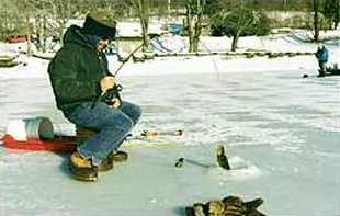 Vilnius stag daytime activities for Fishing equipment rental